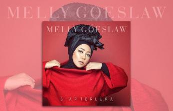 Melly Goeslaw Suarakan Ketegaran Lewat Lagu 'Siap Terluka'