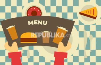 Infografis <em>New Normal</em> di Tempat Makan