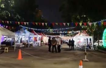 Asian Games dan Pasar Akhir Pekan SCBD