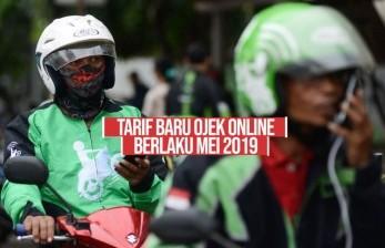 Tarif Baru Ojol Berlaku Mei 2019