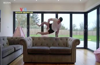 Berolahraga di Rumah Saja Bersama Atlet Pemenang Olimpiade