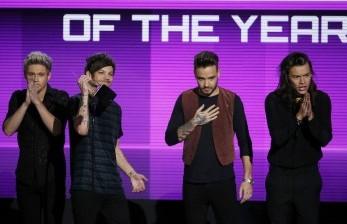 Penjualan Album One Direction Melonjak di Inggris