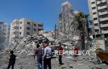 China Sesalkan AS Blokir Pernyataan DK PBB Soal Palestina