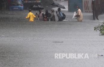 Korban Tewas Akibat Banjir dan Longsor India Jadi 125 Orang