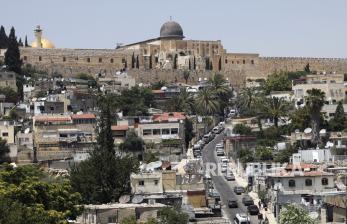Palestina Desak Lembaga di Yerusalem Timur Dibuka
