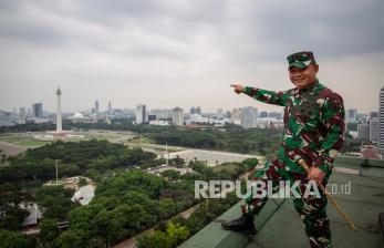 Dudung dari Jualan Kelepon Jadi Jenderal Penjaga Ibu Kota