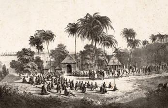 Kiriman Pesan Peter Carey: Ramalan Wabah Sebelum Perang Jawa