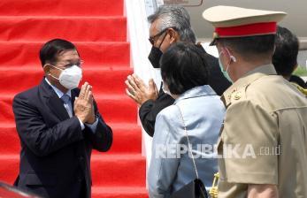 Panglima Militer Myanmar Min Aung Hlaing Sindir ASEAN