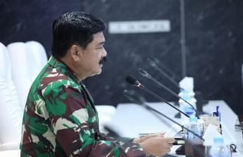 Panglima TNI: Antisipasi Meningkatnya Kasus Covid di Jakarta