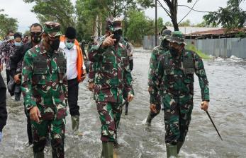 Panglima TNI: Korban Banjir di Kalsel akan Dicari