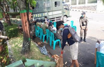 Delapan Jalan di Semarang Ditutup Akibat Covid-19 Tinggi