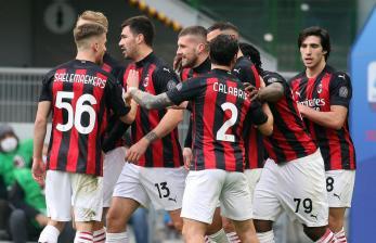 Klasemen Liga Italia, Milan Berkibar di Puncak