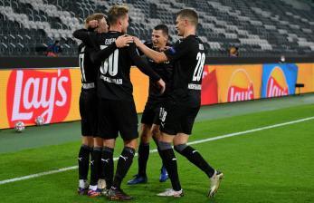 Kalahkan Donetsk 4-0, Monchengladbach Pimpin Grup B