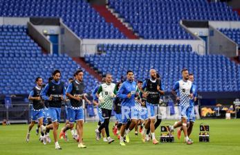 Inter Milan Vs Getafe, Kondisi Bertolak Belakang