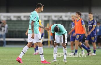 Conte Sulit Jelaskan Pasti Penyebab Kegagalan Inter Menang