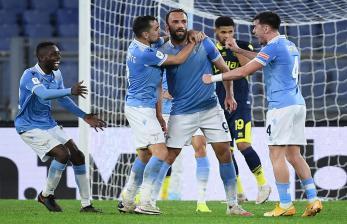 Lazio Tim Terakhir ke Perempat Final Coppa Italia