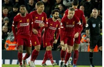 Skuat Liverpool Berlutut Tanda Simpati pada George Floyd