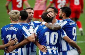 Sociedad Masih Kuasai Puncak Klasemen La Liga