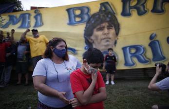Argentina Berkabung Tiga Hari untuk Diego Maradona