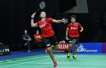 Siti/Ribka Perbesar Kemenangan Indonesia 4-0 Atas Rusia
