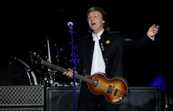 Paul McCartney Bicara Tentang Rasisme pada Konser Musik