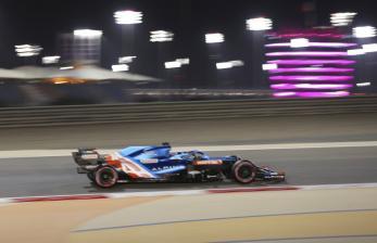 Alonso Raih Poin Pertama di Imola