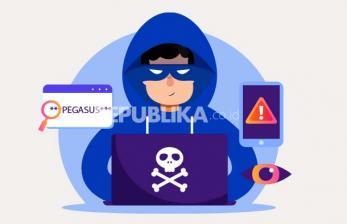 AS Prihatin <em>Spyware</em> Israel Digunakan untuk Menyadap Pejabat