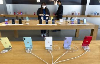 Penjualan Smartphone di AS tumbuh di Kuartal Kedua