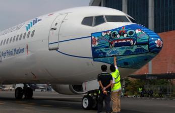 Garuda Berencana Garap Penerbangan Kargo Ekspor Laut