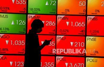 IHSG Lanjutkan Pelemahan Terseret Bursa Global
