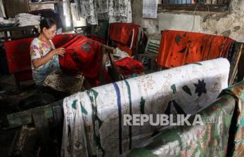 Pusat Wastra Nusantara Diharapkan Dongkrak Eksistensi Batik