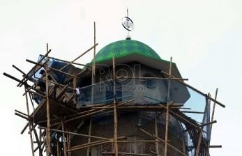 Danrem Awali Pembangunan Mushola Al-Ikhlas Kodim Muara Teweh