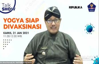 Yogyakarta Belum Terima Laporan Efek Samping Berat Vaksinasi