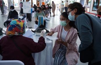 BPBD Jabar Gelar Vaksinasi di Garut