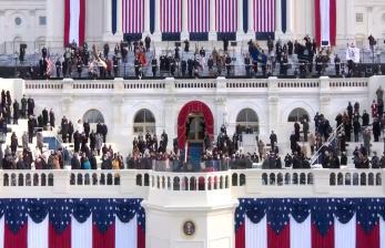 Pelantikan Presiden ke-46 dan Wapres Perempuan Pertama AS