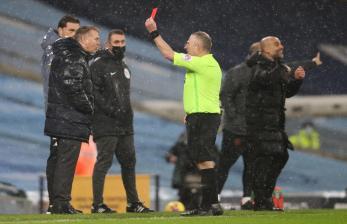 Pelatih Villa Sebut Keputusan Wasit Sahkan Gol City Lucu