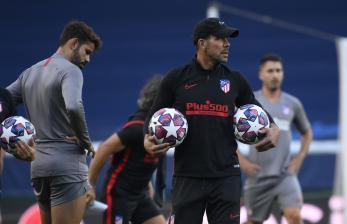 Gelandang Leipzig Waspadai Serangan Balik Atletico