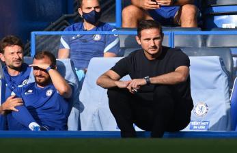 Lampard tak Salahkan Thiago Silva karena Blunder