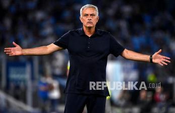 Roma Dibantai Bodo Glimt 6-1, Ini Dalih Mourinho