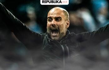 Lima Kemenangan Ikonik Guardiola Bersama Manchester City