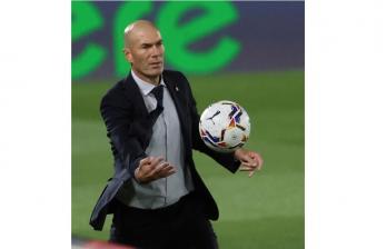 Zidane Bersyukur Madrid Segera Lakoni Laga Liga Champions
