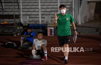 Shin: Kondisi Pemain Belum Maksimal Jelang Kualifikasi