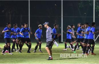Timnas Indonesia Lawan Oman dalam Laga Uji Coba di UAE