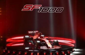 Ferrari Dirikan Akademi Balap di Australia