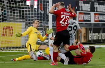 Kai Havertz Bawa Leverkusen Taklukkan Freiburg di Bundesliga