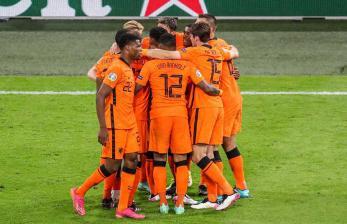 Belanda Kantongi Tiga Poin atas Ukraina