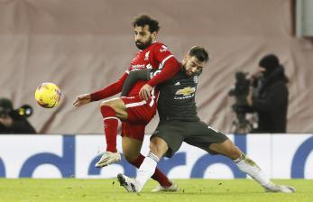 In Picture: Laga <em>The Reds</em> dan Setan Merah  Berakhir Imbang