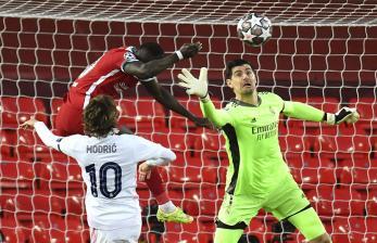Babak Pertama, Liverpool Vs Real Madrid tanpa Gol