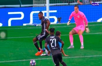 City Tertinggal 1-0, Berikut Video Gol dari Lyon