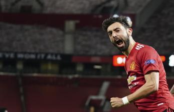Fernandes Tegaskan Juara Liga Europa Belum Cukup Buat MU